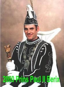 2000 Paul II Berix